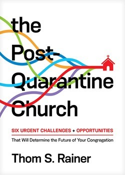 The Post-Quarantine Church (Hard Cover)