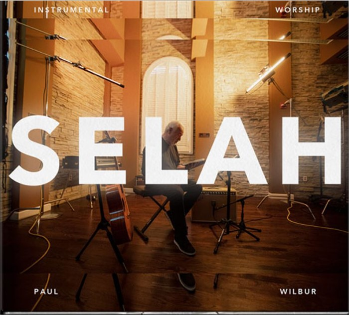 Selah: Instrumental Worship CD (CD-Audio)