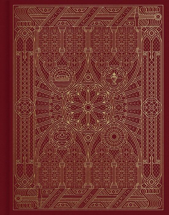ESV Single Column Journaling Bible, Peter Voth (Hard Cover)