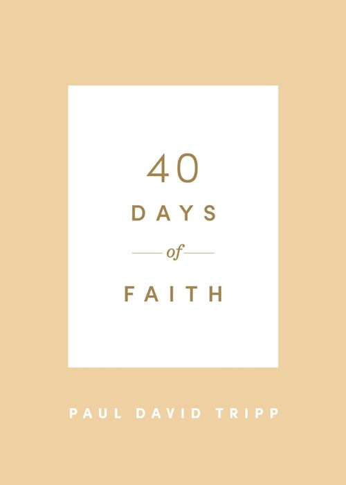 40 Days of Faith (Paperback)