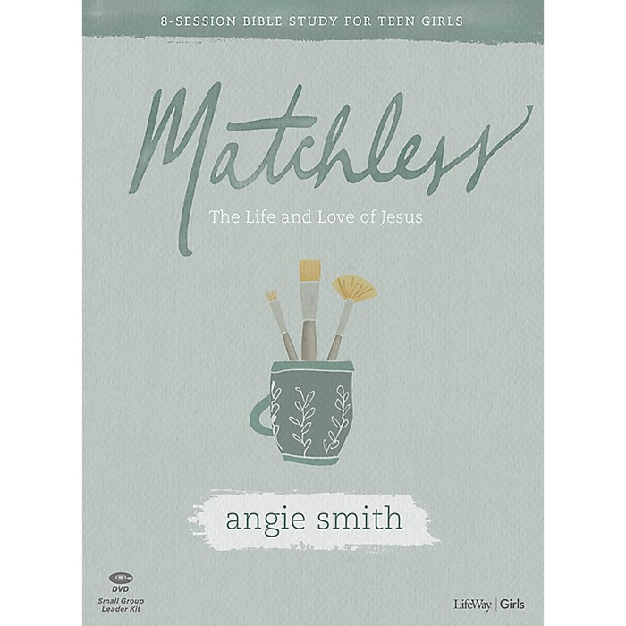Matchless Teen Girls' Bible Study Leader Kit (Kit)