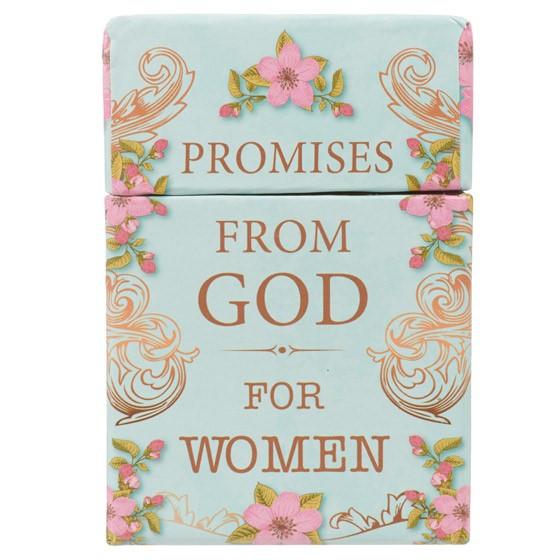 Promises From God For Women  Bx094