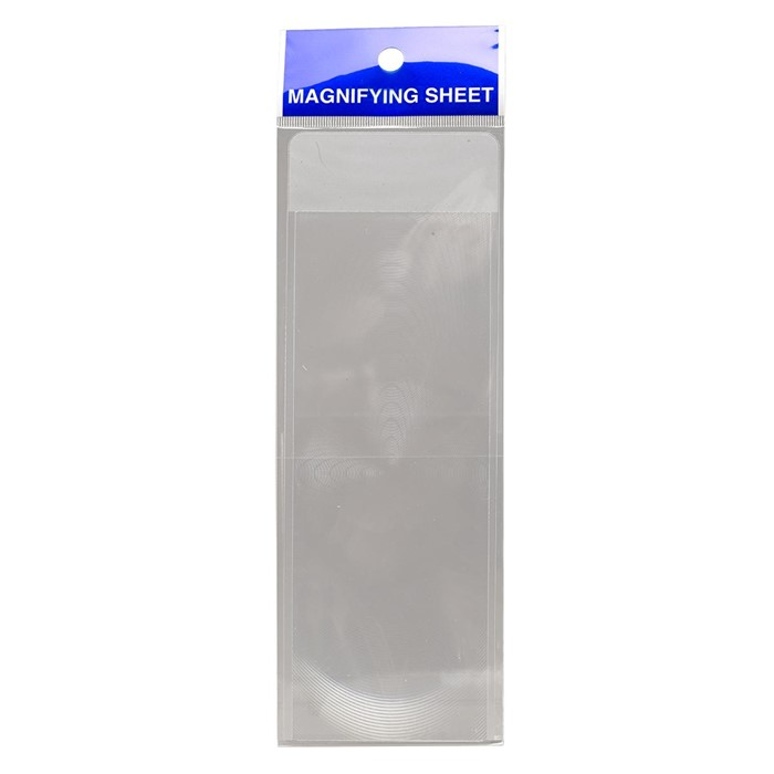 Magnifying Sheet - Pocket Long (Other Merchandise)