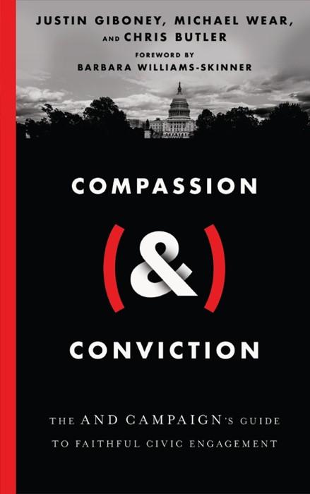 Compassion (&) Conviction (Hard Cover)