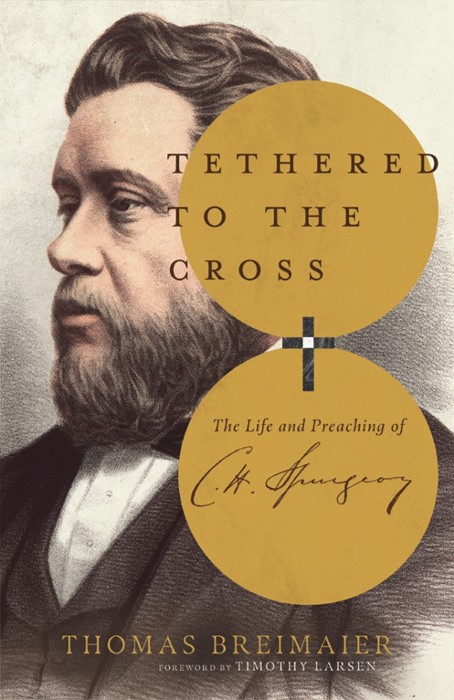 Tethered to the Cross (Hard Cover)