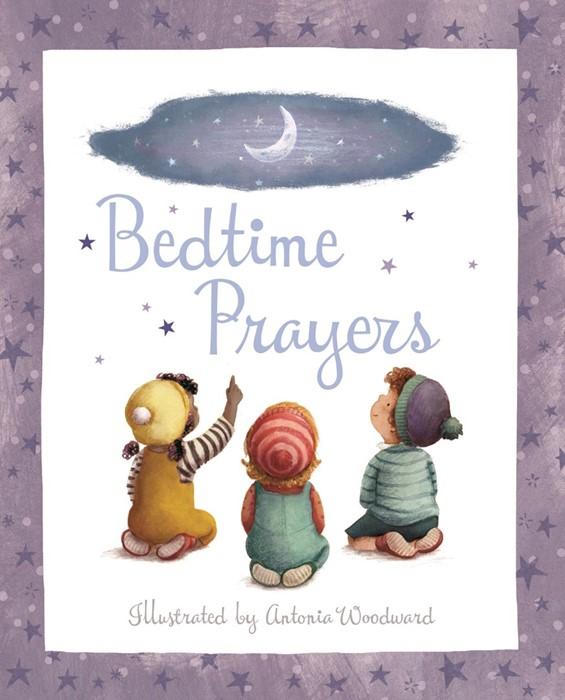 Bedtime Prayers (Hard Cover)