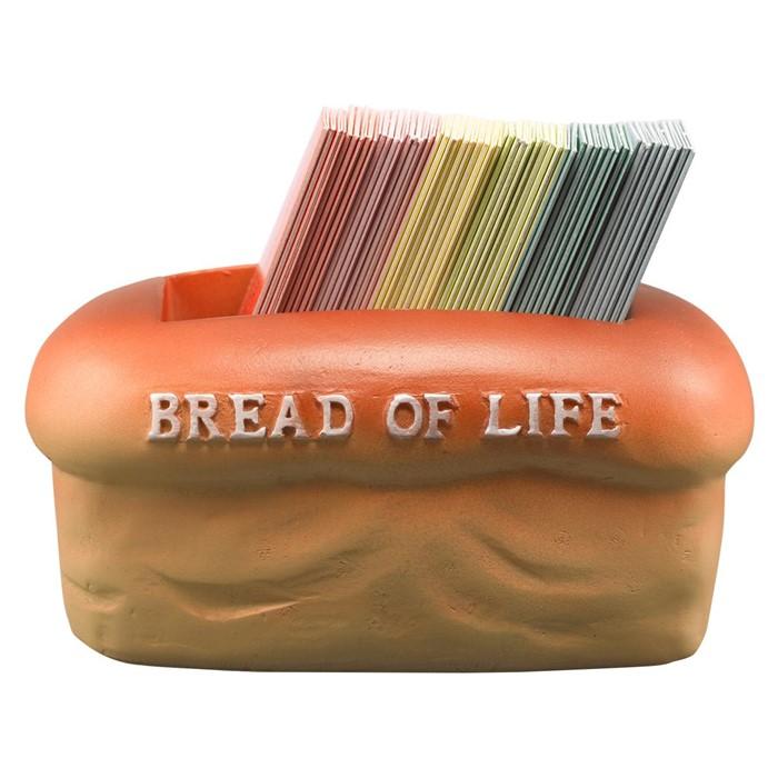 Bread Of Life Box: Polystone