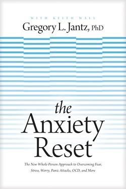 The Anxiety Reset (Paperback)