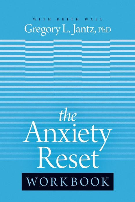 The Anxiety Reset Workbook (Paperback)