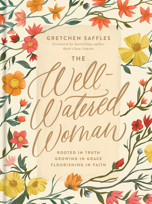 The Well-Watered Woman (Hard Cover)