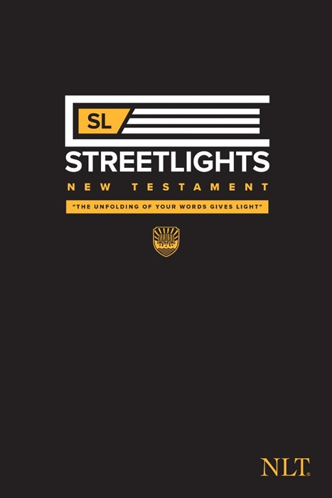 NLT Streetlights New Testament (Softcover) (Paperback)