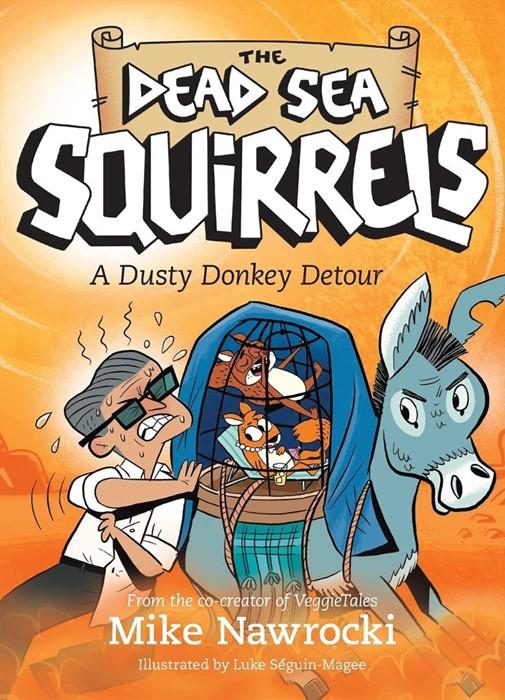 Dusty Donkey Detour, A (Paperback)