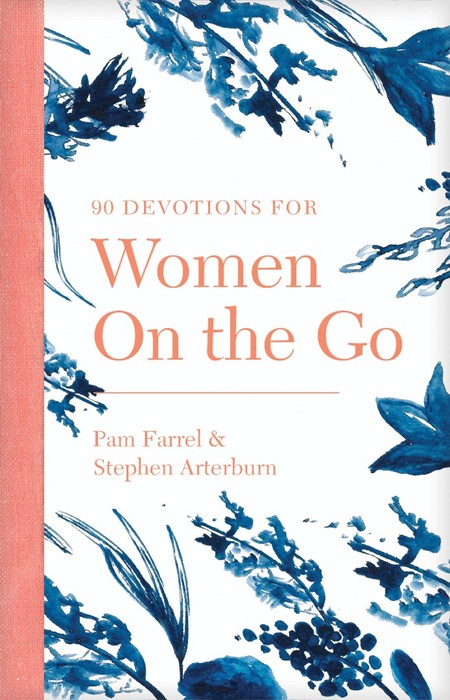 90 Devotions for Women on the Go (Paperback)