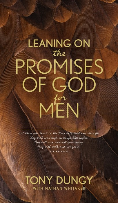 Leaning on the Promises of God for Men (Paperback)