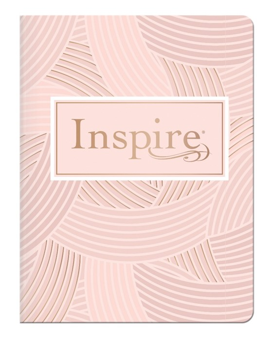 NLT Inspire Bible (Softcover) (Paperback)