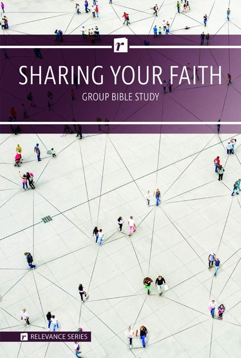 Sharing Your Faith Group Bible Study (Paperback)