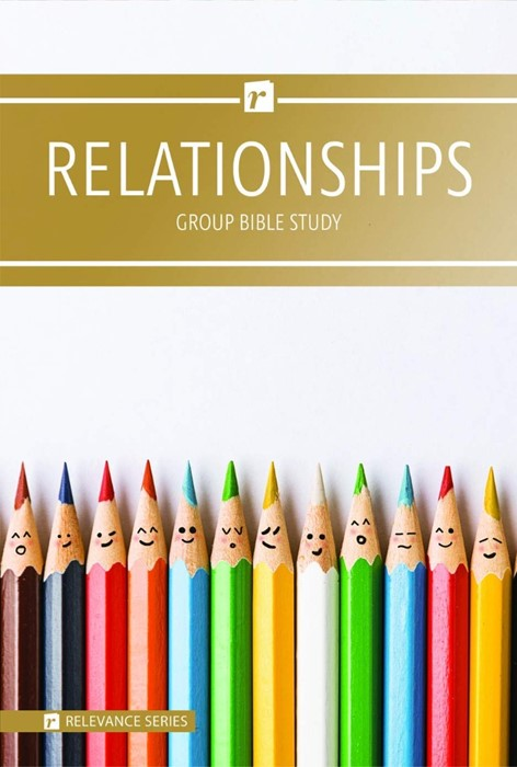 Relationships Group Bible Study (Paperback)