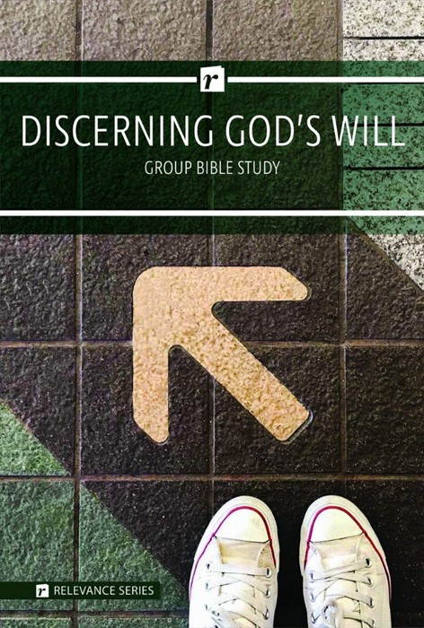 Discerning God's Will Group Bible Study (Paperback)