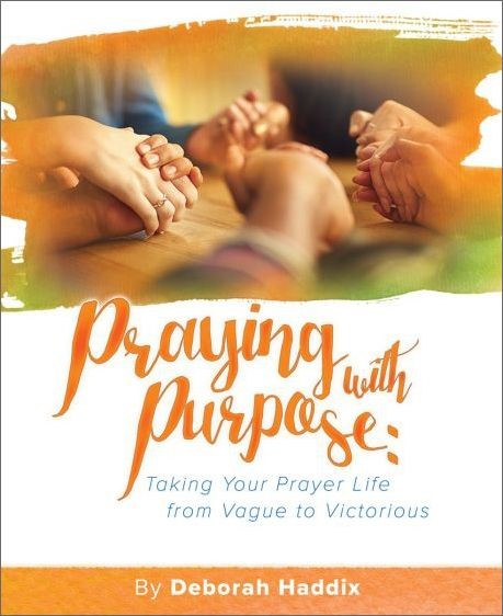 Praying with Purpose (Paperback)