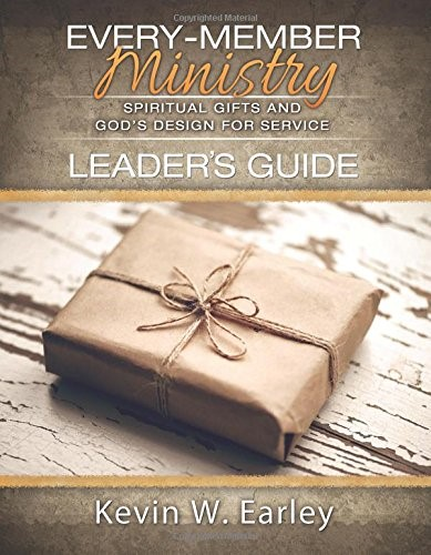 Every Member Ministry Leader Guide (Paperback)