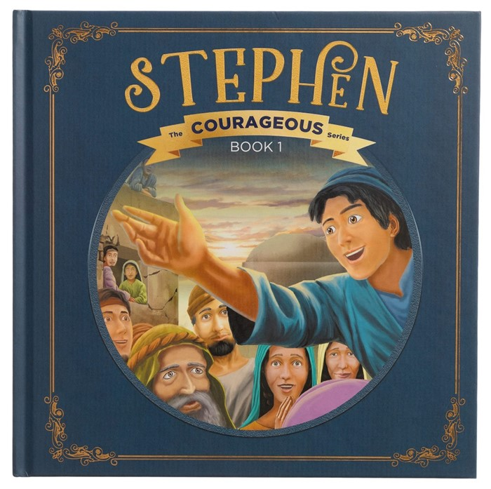 Stephen (Hard Cover)