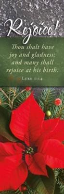 Rejoice! Bookmark (pack of 25) (Bookmark)