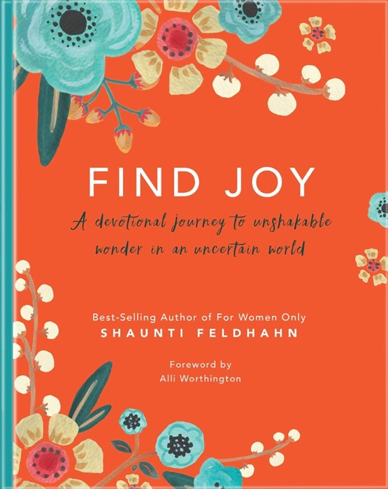 Find Joy (Hard Cover)