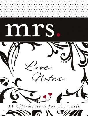 Love Notes: Mrs. (Paperback)