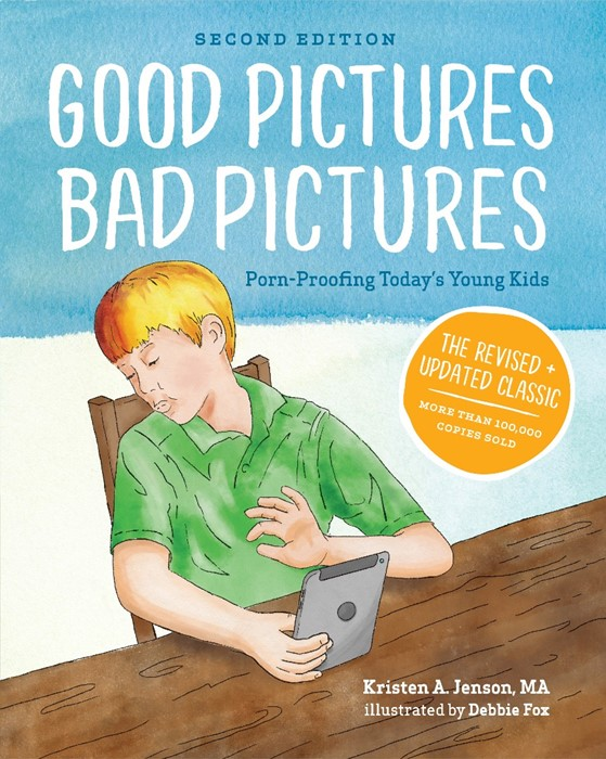 Good Pictures Bad Pictures (Paperback)