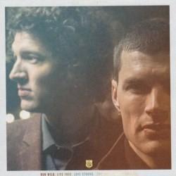 Run Wild, Live Free, Love Strong Vinyl (Vinyl)
