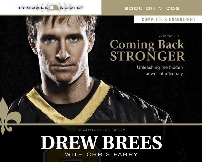 Coming Back Stronger (CD-Audio)