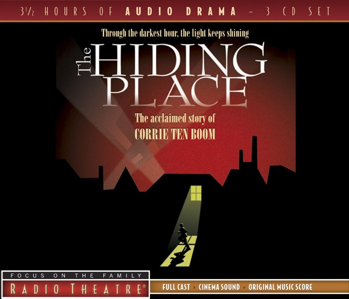 The Hiding Place (CD-Audio)