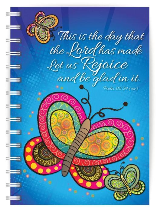 Rejoice A5 Notebook (Paperback)