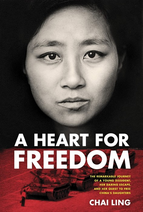 Heart For Freedom, A (Hard Cover)