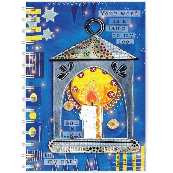 Lantern A5 Notebook (Paperback)