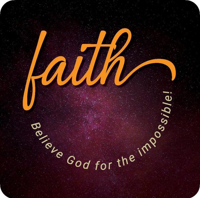 Faith Coaster (General Merchandise)
