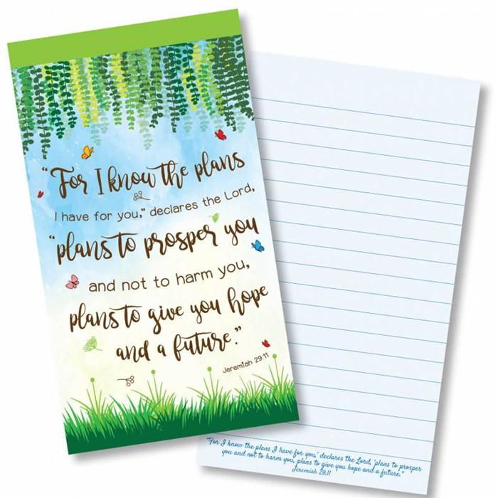 Plans I Have for You Jotter Notepad (Paperback)