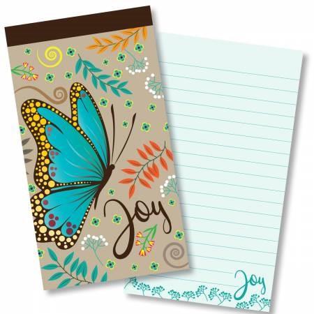 Joy Butterfly Jotter (Paperback)