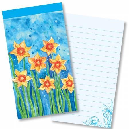 Daffodils Jotter (Paperback)