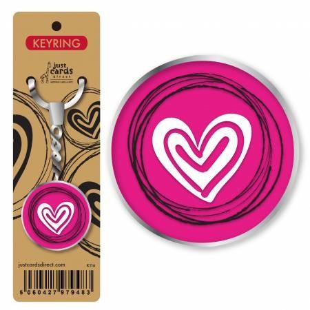 Heart Keyring (Keyring)