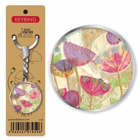 Poppies Keyring (Keyring)