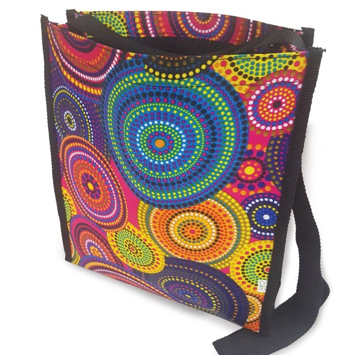 Upcycled Shopping Bag, Handmade in South Africa (General Merchandise)