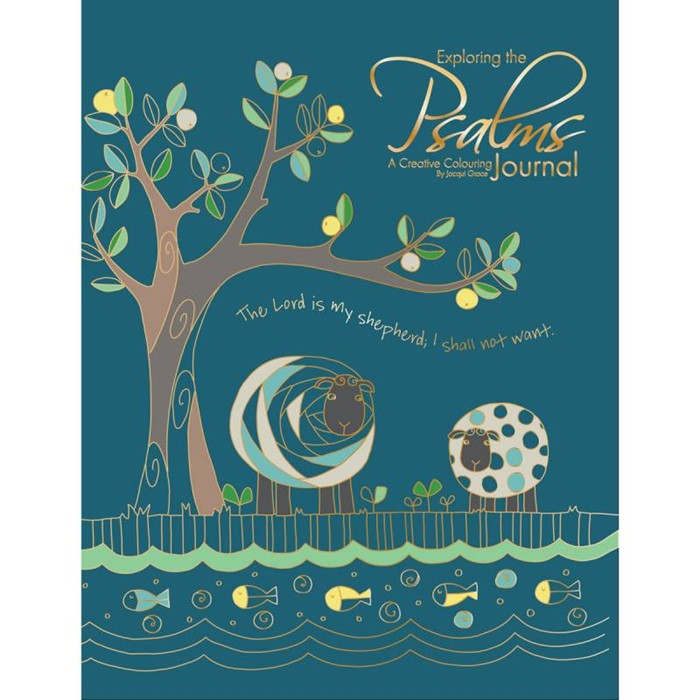 Exploring the Psalms - A Creative Colouring Journal (Paperback)