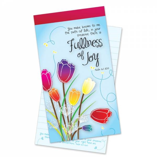 Fullness of Joy Jotter Notepad (Paperback)