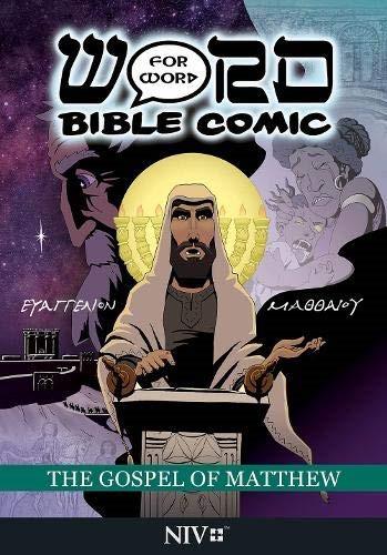 Gospel of Matthew: Word for Word Bible Comic (Comic)