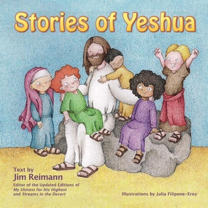 Stories of Yeshua (Paperback)