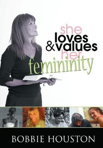 She Loves and Values Her Femininity CD (CD-Audio)