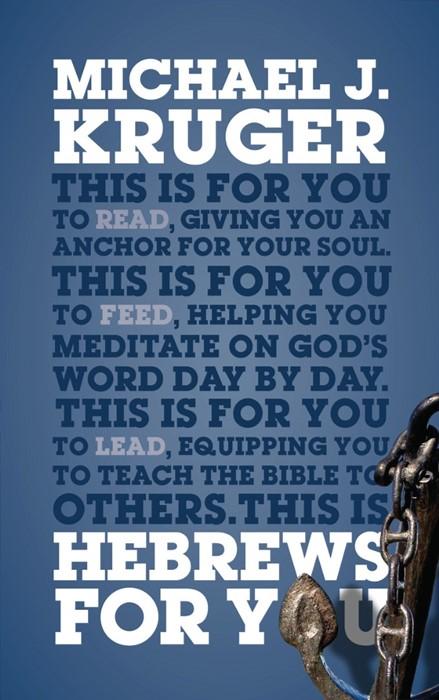 Hebrews For You (Paperback)