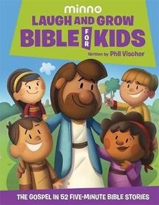 Laugh and Grow Bible for Kids (Hard Cover)