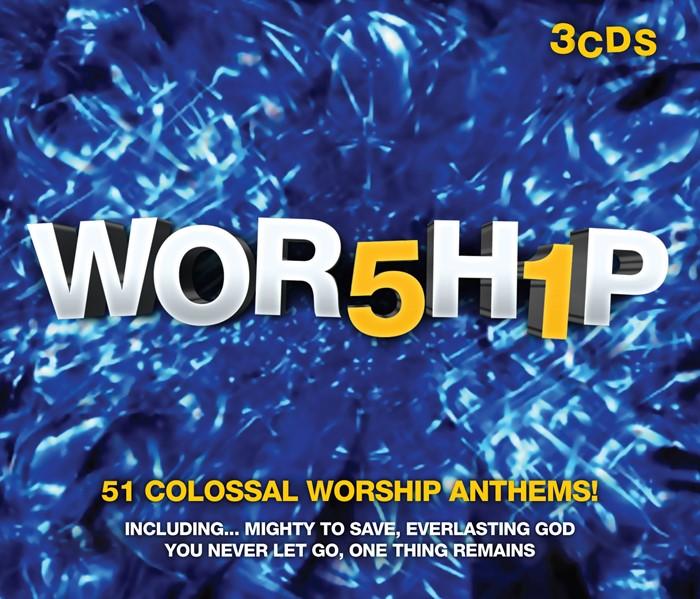 Worship 51 3CD (CD-Audio)